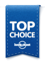 Top Choice Lonely Planet